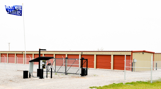 Elgin Oklahoma secure storage